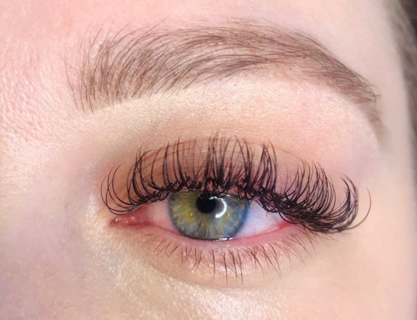 Eyelash Extension, volume eyelash extension